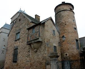 Buxy Stone House